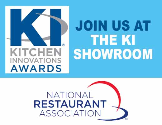 Kitchen Innovations Award Recipients