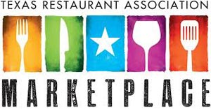 Texas Restaurant Association Marketplace - Logo
